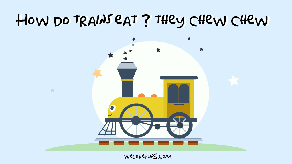 Christmas Puns One Liner.30 Engine Eous Train Puns That Will Make You Laugh Out The