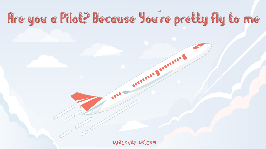 best airplane puns