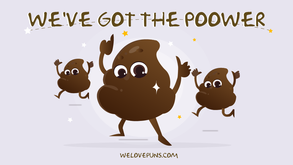 48 Poop Puns That Will Make Everyone Drag Their Stool Closer To Interesting Bathroom Puns