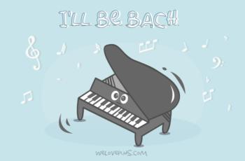best piano puns