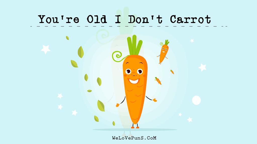 best carrot puns